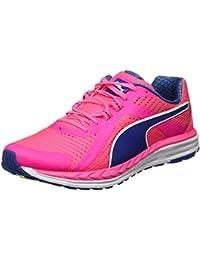 Puma PumaSpeed 300 Ignite Wn - Scarpe Running Donna amazon-shoes rosa Da corsa