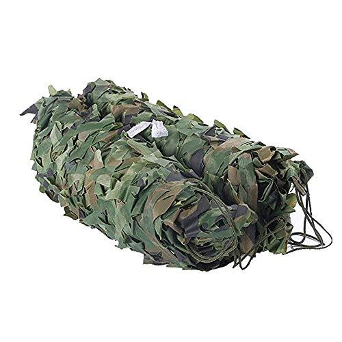 Gartennetze HUO Anti-Aircraft Camouflage Tarnnetz Outdoor Shade Mountain Greening Innenausstattung...