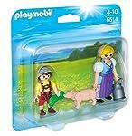 Playmobil Duo Pack - Campesina...