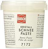 Busch 7172 - Kristall-Schneepaste, Fahrzeug