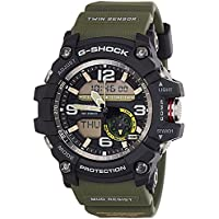 G-Shock Analog-Digital Black Dial Men's Watch - GG-1000-1A3DR (G662)