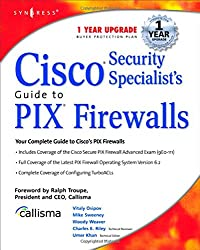 Cisco Security Specialists Guide to PIX Firewall