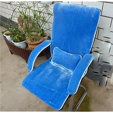 Cuscino imbottito Sedia antiscivolo peluche sedia tappetino traspirante cuscini da divano, 1, 50* 120cm