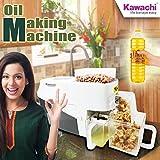 #9: Kawachi Home Oil Maker Extractor Oil Press Machine K473