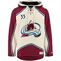 Old Time OTH Colorado Avalanche Patrick Roy Lacer Jersey Hooded NHL  Sweatshirt 8ce9006c5