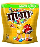 M&M's Peanut, 4 x 500 g - 4er Pack