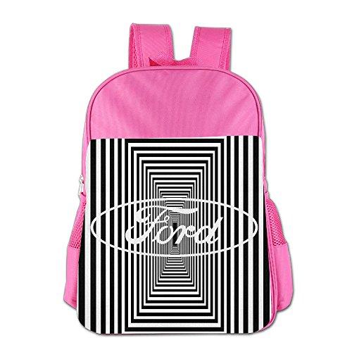 launge-kids-ford-logo-school-bag-backpack