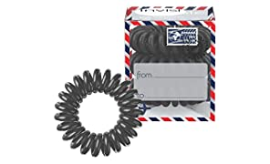 Invisibobble Atw letter from grey, 1er Pack, (1x 11 g)