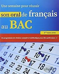 Réussir son oral de français au bac