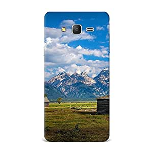 Samsung On7 Case, Samsung On7 Hard Protective SLIM Printed Cover [Shock Resistant Hard Back Cover Case] Designer Printed Case for Samsung On7 -42M-MP2970