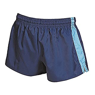 A.Blöchl Original Used Short Sports Trousers of The German Bundeswehr (Blue/8)