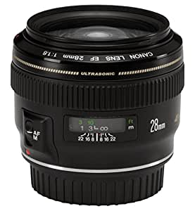 Canon Objectif Grand Angle 28 mm f/1.8 USM