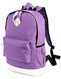 Anladia Sac a Dos Epaule Sacoche Cartable Randonnee Ecole College Scolaire Trekking