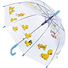 Duck Pato Nelli paraguas con impresión, 66 x 70 cm, ...