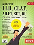 Eastern Book Company's Guide for LLB, CLAT, AILET, SET, DU and Other Law Entrance Exams 2018 by Clat Possible