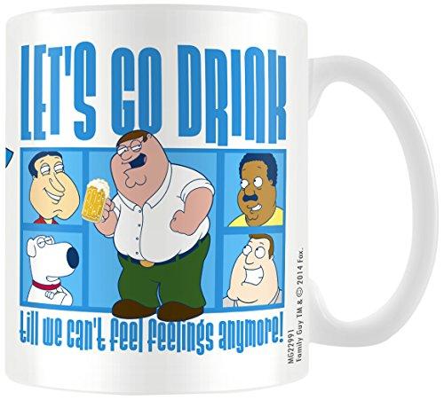 family-guy-let-s-go-drink-keramik-becher-mehrfarbig