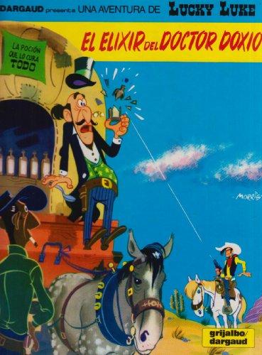 Lucky Luke, tome 7 : L'Elixir du Dr ...