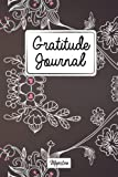 Gratitude Journal: Personalized diaries for 2017 daily gratitude & mindfulness reflection,Flamingo Tough Matte Cover Design (Gratitude diaries you can write in)