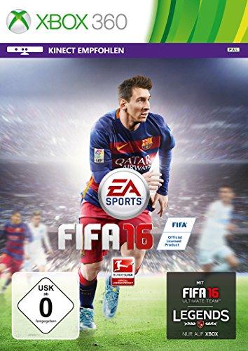 FIFA 16 (USK ohne Altersbeschränkung) XBOX 360