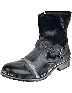 Rock Rebel by EMP Strapped Boot Boots schwarz