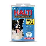 HALTI Headcollar Padded Black Size 2