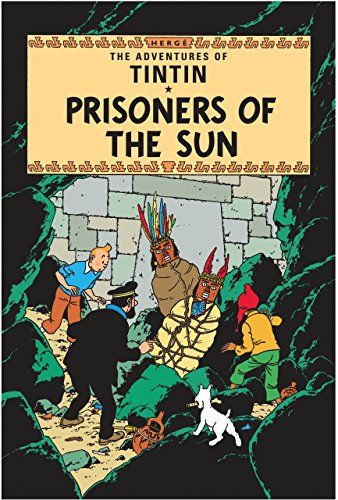 The Adventures of Tintin, Tome 14 : Prisoners of the Sun par Herge