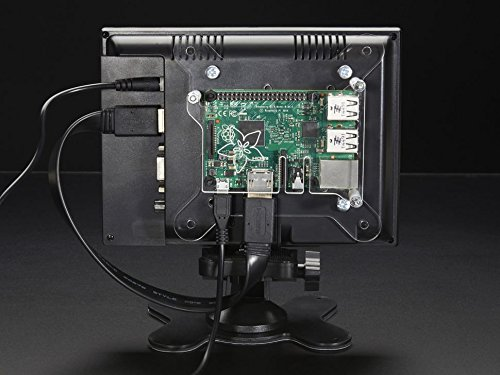 Pi Mount Vesa Raspberry (Adafruit VESA Mount Plus for Raspberry Pi 2 / B+ / A+ [ADA2534])