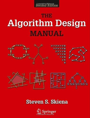 The Algorithm Design Manual (English Edition)