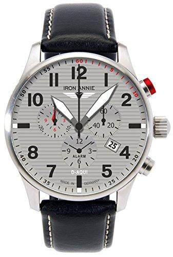 Junkers Armbanduhr 5684-4 Herrenuhr