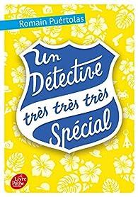 Un détective très très très spécial par Romain Puértolas