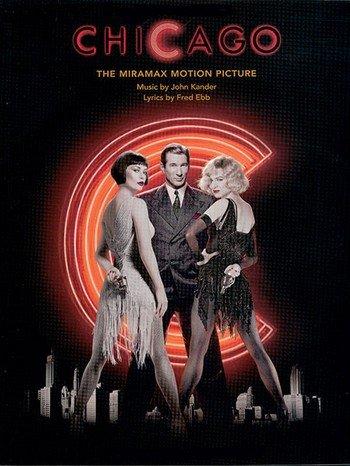 John Kander: Chicago - Movie Vocal Selections. Für Klavier, Gesang & Gitarre(mit Griffbildern)