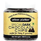 Best Dark Chocolates - Urban Platter Dark Chocolate Chips, 200g Review
