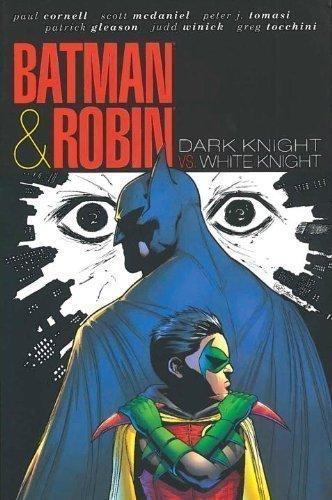 Batman & Robin: Dark Knight Vs White Knight TP by Various (2013-02-28)