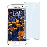 1x mumbi ECO Panzerfolie für Samsung Galaxy S7 Glasfolie Hartglasfolie Hartglas
