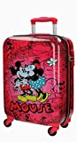 Disney Retro Comic Red Equipaje Infantil, 33 Litros, Color Rojo