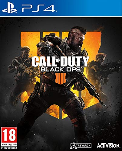 Call of Duty: Black Ops IIII (precio: 57,99€)