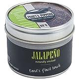 Puszta Peppers ® Smoked Jalapeño - Chili Pulver geräuchert - natural smoked powder - rauchig, fruchtig, scharf