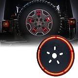 Suparee Ersatz-Reifen Bremslicht LED Ring