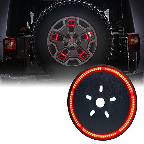 n Bremslicht LED Ring (Jeep Felgen 20)