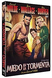 Miedo en la Tormenta DVD 1955 Storm Fear