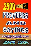 2500 English Proverbs and Sayings