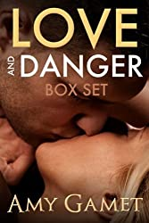 Love and Danger Box Set (Volume 5) by Amy Gamet (2014-03-22)