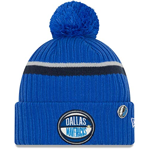 New Era NBA Draft 2019 Bobble Mütze - Dallas Maverick -