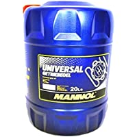 MANNOL Universal Getriebeoel 80W-90 API GL 4, 20 Liter
