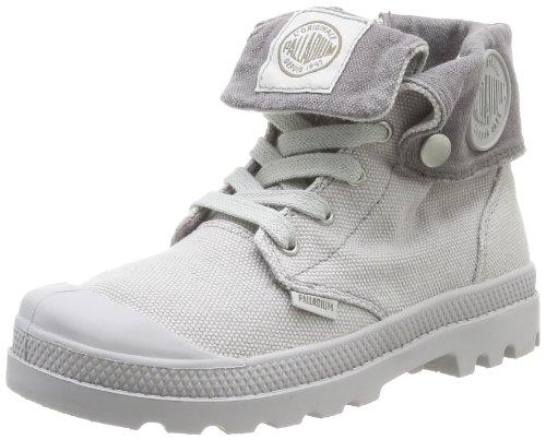 Palladium Baggy Zipper K, Boots mixte enfant, Gris (869 Vapor/Metal), 31