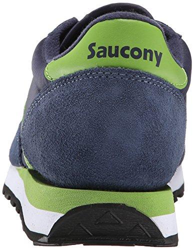 Saucony Saucony Jazz Original Men, Baskets mode homme Bleu / vert