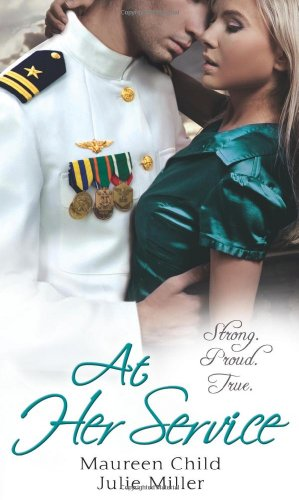 book cover of At Her Service