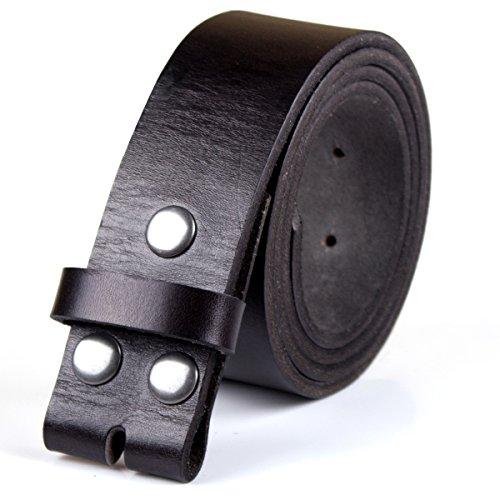 kuak-top-grade-mens-black-brown-belt-for-buckle-one-piece-38mm-full-grain-genuine-leather-belt
