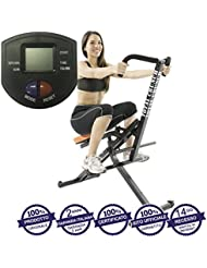 Power Crunch Display - Total Crunch Exercise Machine with Mini Computerised Display by Power Crunch Display