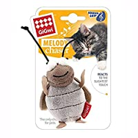 Vealind GiGwi Melody Chaser Cricket Interactive Cat Toy